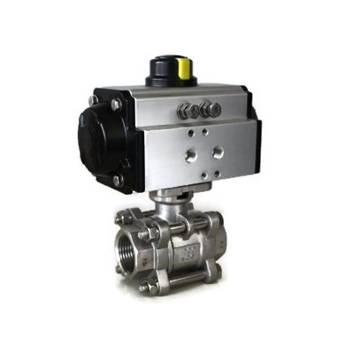 공압밸브/3PIECE BALL VALVE (SUS304)