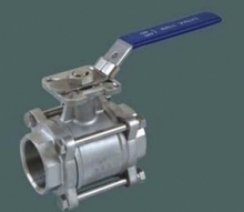 3PIECE Ball Valve(ISO PAD/자동용)SUS316