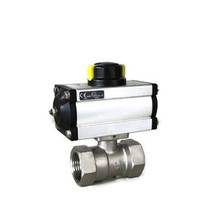 공압밸브/1PIECE BALL VALVE (SUS304)
